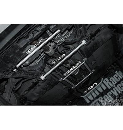 HONDA ACCORD (9TH GEN) 2WD 2.0 2013 REAR LOWER BAR / REAR MEMBER BRACE 2 POINTS