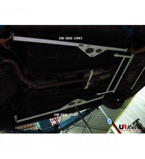 HONDA CIVIC FB 2.0 2010 SIDE LOWER BAR / SIDE FLOOR BAR