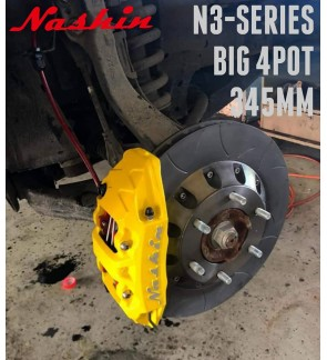 NASHIN (FRONT) : N3-SERIES BIG 4pot 345MM BRAKE KIT