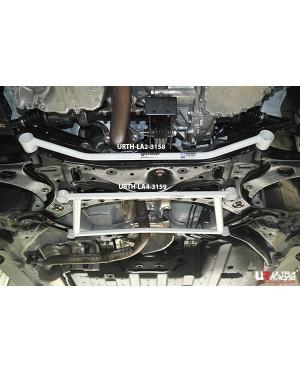 HONDA HRV 2ND GEN 1.8 2WD 2015 FRONT MEMBER BRACE / FRONT LOWER BAR 2 POINTS