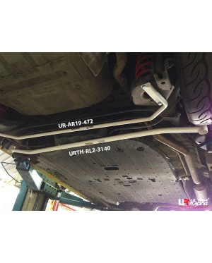 HONDA JAZZ GK 3RD GEN 2WD 1.5 2013 REAR MEMBER BRACE / REAR LOWER BAR
