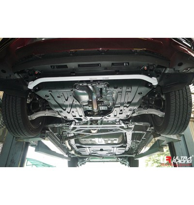 HONDA ODYSSEY RC1 2WD 2.4 2013 FRONT MEMBER BRACE / FRONT LOWER BAR 2 POINTS