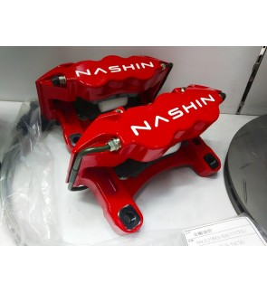 NASHIN (FRONT) : K1-SERIES MINI 6pot 286MM BRAKE KIT