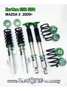 ZERONE SSR550 MAZDA 3 09+