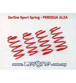 ZERONE TYPE S SPORT SPRING PERODUA ALZA