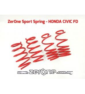 ZERONE TYPE S SPORT SPRING HONDA CIVIC FD 06