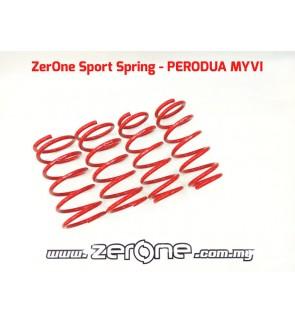 ZERONE TYPE S SPORT SPRING PERODUA MYVI M300 05