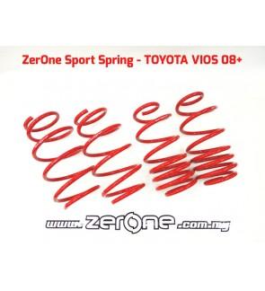 ZERONE TYPE S SPORT SPRING TOYOTA VIOS NCP93 08-12
