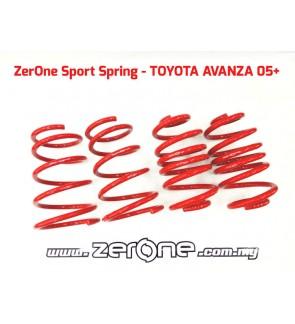 ZERONE TYPE S SPORT SPRING TOYOTA AVANZA 1.3 05