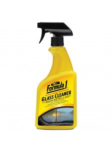 Formula 1 Glass Cleaner with Rain Repellant (24oz)