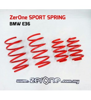 ZERONE TYPE S SPORT SPRING BMW 3 SERIES E36
