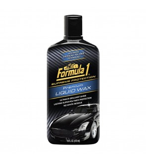 Formula 1 Premium Liquid Wax (16oz)