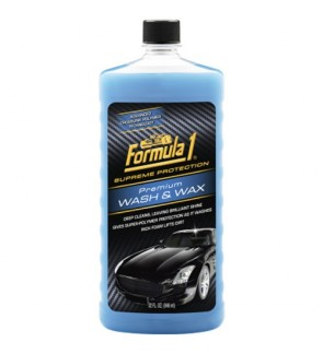 Formula 1 Premium Wash & Wax (32oz)