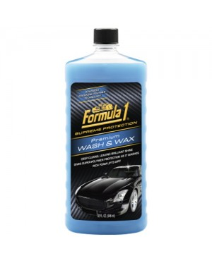 Formula 1 Premium Wash & Wax (32oz)