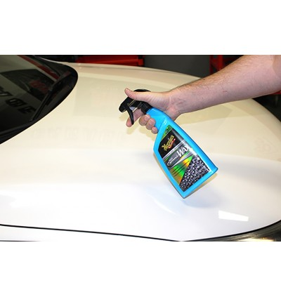 Meguiar's Hybrid Ceramic Wax – Easy to Use Ceramic Wax Protection - G190526, 26 oz