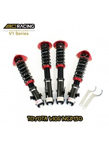 BC RACING V1 SERIES ADJUSTABLE SUSPENSION TOYOTA VIOS NCP150