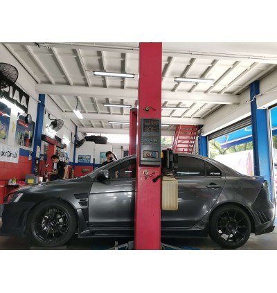 BC Racing V1 Series Adjustable Suspension - Proton Inspira