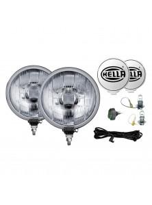 HELLA 010032801 700FF Series 12V/55W Halogen Driving Lamp Kit