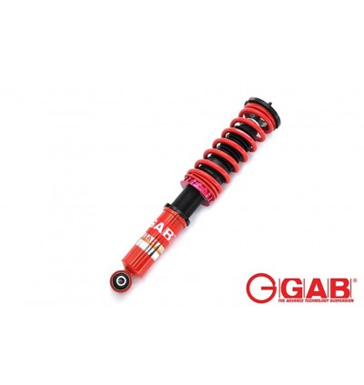 GAB HE Series-Honda Accord CM 03-07 / CL7,CL9 Adjustable Suspension