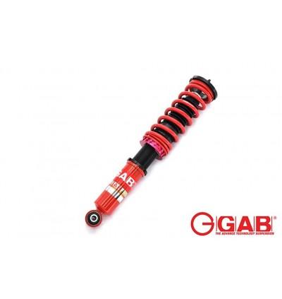 GAB HE Series-Honda Accord S86 CF 98-02 Hi Lo Bodyshift Adjustable Suspension