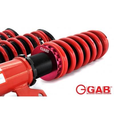 GAB HE-Nissan Almera 2011+ Hilo Bodyshift Adjustable Suspension