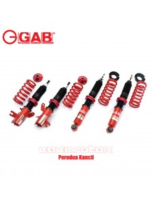 Perodua Kancil - GAB HE Hi Lo Bodyshift Adjustable Suspension