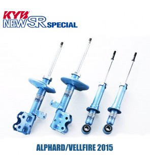 ALPHARD/VELLFIRE 2015 KYB NEW SR HIGH PERFORMANCE SHOCK ABSORBER