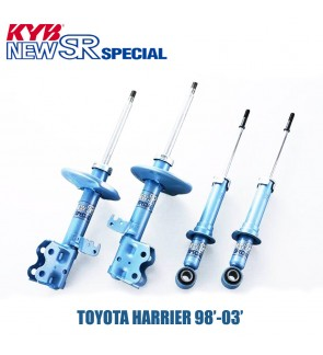 TOYOTA HARRIER 98-03 KYB NEW SR HIGH PERFORMANCE SHOCK ABSORBER
