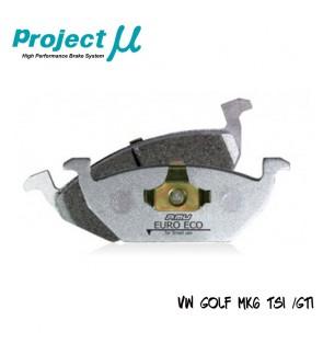 PMU Euro Eco Front Brake Pad Z316SA1 - VW GOLF MK5 MK6 GTI TSI
