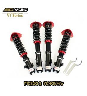 BC Racing V1 Series Coilover Kit - Mazda 2 Skyactiv