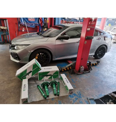 TEIN ENDURAPRO PLUS ABSORBERS - HONDA CIVIC FC