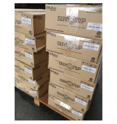 ZERONE SSR500 PLUS COILOVER KIT - HONDA CIVIC FD