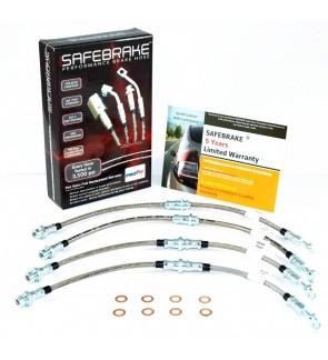 Safebrake Brake Hose Kit - Proton Gen.2 1.6 (Rear Disc)