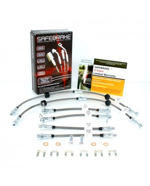 Safebrake Brake Hose Kit - Proton Inspira 1.8 2.0