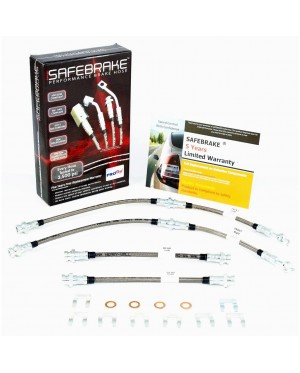 Safebrake Brake Hose Kit - Proton Persona CM 1.6 (Rear Disc)