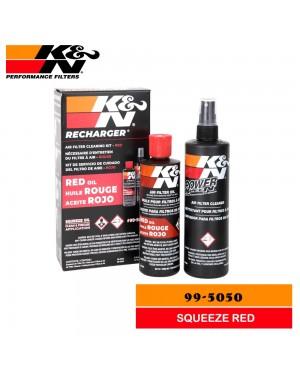 K&N RECHARGER KIT 99-5050