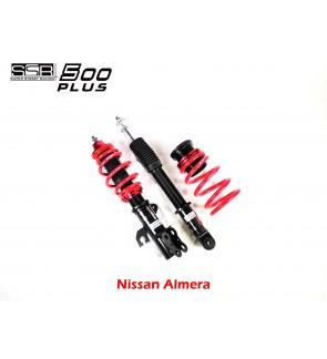 ZERONE SSR500 PLUS COILOVER KIT - NISSAN ALMERA