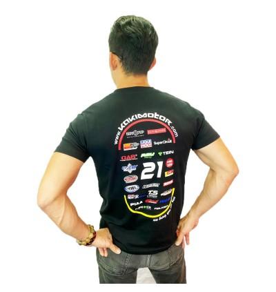 KAKIMOTOR 2021 Round Neck Tee / T-shirt (Design C)