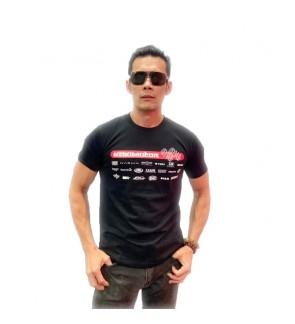 KAKIMOTOR 2021 Round Neck Tee / T-shirt (Design B)