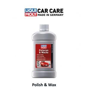 LIQUI MOLY POLISH & WAX (500ML)