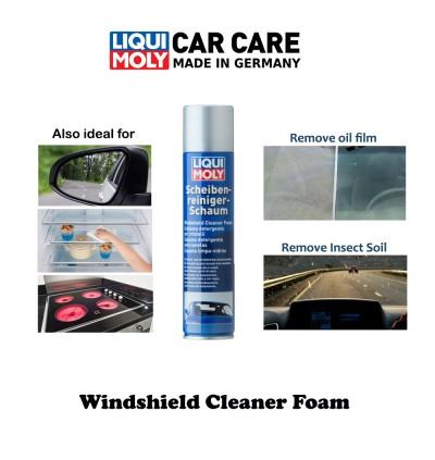 LIQUI MOLY WINDSHIELD CLEANER FOAM (300ML)