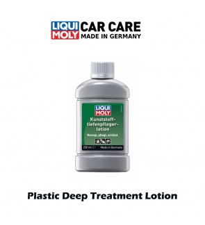 LIQUI MOLY PLASTIC DEEP CARE LOTION (250ML)