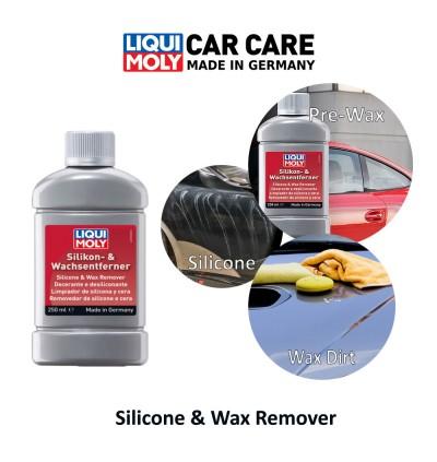 LIQUI MOLY SILICONE & WAX REMOVER (250ML)