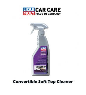 LIQUI MOLY CONVERTIBLE SOFT TOP CLEANER (500ML)