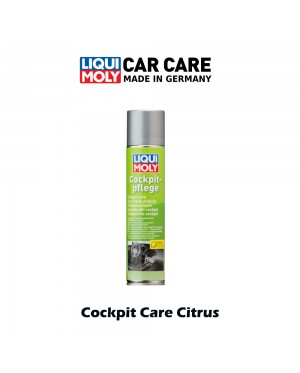 LIQUI MOLY COCKPIT CARE CITRUS (300ML)