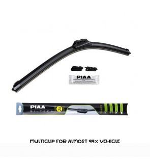 """PIAA Si Tech Multi-Adaptor Silicone Flat Soft Wiper (14""""-28"""")"""