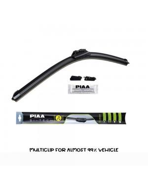 PIAA Si Tech Multi-Adaptor Silicone Flat Soft Wiper (14