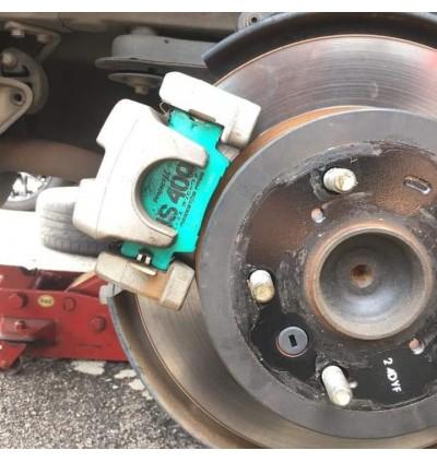 PMU NS400 Rear Brake Pad PMA8658G - Mercedes Benz W205 C180 C200
