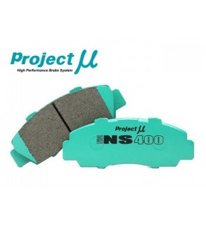 PMU NS400 Rear Brake Pad PMA1265 - Honda CR-Z / Civic EK9 EP3 FD2 / Integra DC2 DC5 / Accord Euro CL1