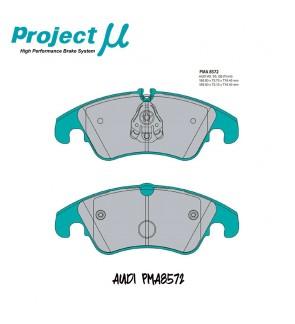 PMU NS400 Front Brake Pad PMA8572G - Audi A4 S4 (B8) / S5 (8TA) / Q5 (8RB) / A6 A7 (4G)
